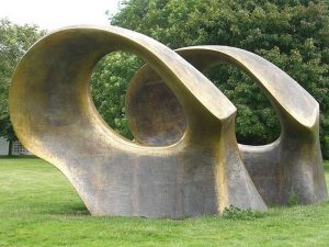 the Henry Moore Foundation and Gardens