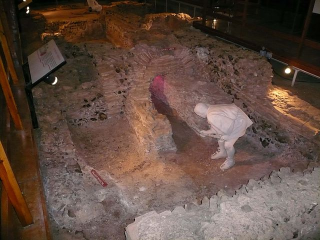 The Welwyn Roman Baths